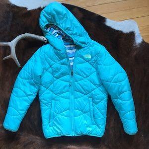Reversible NORTH FAVE Jacket
